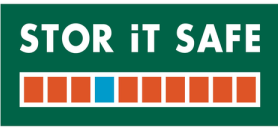 Stor It Safe logo